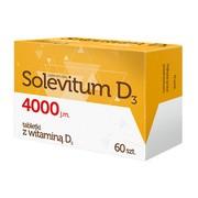 Solevitum D3 4000, tabletki powlekane, 60 szt.