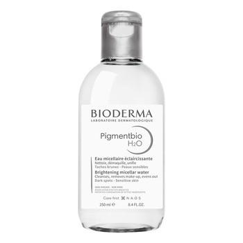 Bioderma Pigmentbio H2O, rozjaśniający płyn micelarny, 250 ml