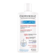 Dermedic Capilarte, szampon, kuracja stymulująca wzrost włosów, 300 ml