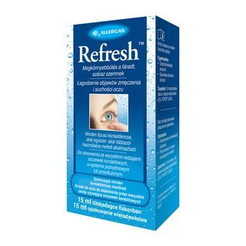 Refresh, krople do oczu, sztuczne łzy, 15 ml
