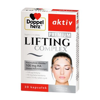 Doppelherz aktiv Lifting Complex Premium, kapsułki, 30 szt.