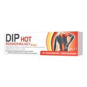Dip Hot Rozgrzewający, krem, 67 g