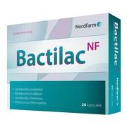 Bactilac NF, kapsułki, 20 szt.