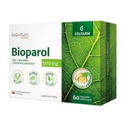 Biovitum Liquid Bioparol, kapsułki roślinne, 60 szt.