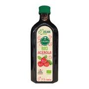 ZIELNIK DOZ BIO Acerola, sok, 500 ml