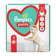 Pampers Pants 4 (9−15 kg), pieluchomajtki jednorazowe, 25 szt.