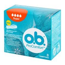 Tampony OB Pro Comfort, super, 8 szt.