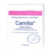 Boiron Camilia, roztwór doustny, 10 minimsów (import równoległy, Delfarma)