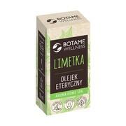 Botame Wellness, olejek eteryczny, limetka, 10 ml