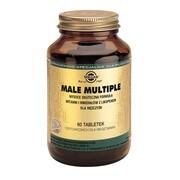 Solgar Male Multiple, witaminy z likopenem dla mężczyzn, tabletki, 60 szt.