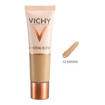 Vichy Mineralblend, podkład nawilżający, 12 Sienna, 30 ml