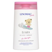 Linomag, oliwka dla dzieci i niemowląt, 200 ml