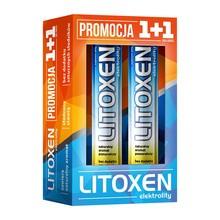 Litoxen, tabletki musujące, 2 x 20 szt.