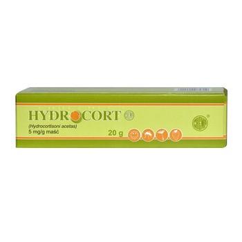 Hydrocort CHEMA, 5 mg/g, maść, 20 g