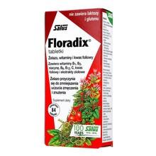 Floradix, tabletki, 84 szt.