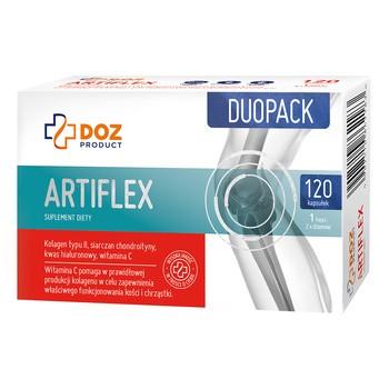 DOZ PRODUCT Artiflex, kapsułki,120 szt. (duopack)