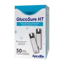 Paski testowe GlucoSure HT, 50 szt.