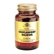 Solgar Izoflawony Sojowe silnie skoncentrowane, tabletki, 30 szt.