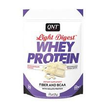 QNT Light Digest Whey Protein, proszek, smak biała czekolada, 500 g