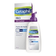 Cetaphil PRO Oil Control, pianka do mycia, 236 ml