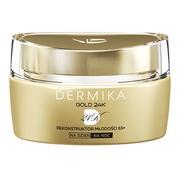 Dermika Gold 24K Total Benefit, Reduktor Młodości 65+, luksusowy multikrem na dzień i noc, 50 ml