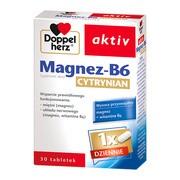 Doppelherz aktiv Magnez-B6 Cytrynian, tabletki, 30 szt.