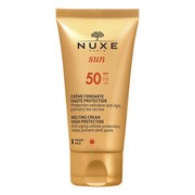 Nuxe Sun, zachwycający krem do opalania twarzy, SPF 50, 50 ml
