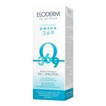 Eloderm Omega 3-6-9, żel do mycia, 200 ml