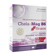 Olimp Chela-Mag B6 Skurcz, kapsułki, 60 szt.
