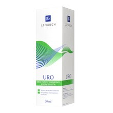 Uro, krem do stóp, 30 ml