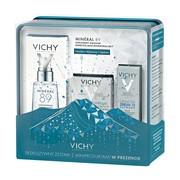 Zestaw Promocyjny Vichy, booster wzmacniająco-nawilżający Minéral 89, 50 ml + krem na dzien do skóry normalnej i mieszanej Liftactiv Supreme, 15 ml GRATIS + odmładzające serum 10 Liftactiv Supreme, 3 ml GRATIS