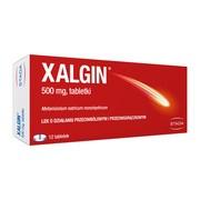 Xalgin, 500 mg, tabletki, 12 szt.