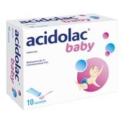 Acidolac Baby, proszek, 1,5 g, 10 saszetek