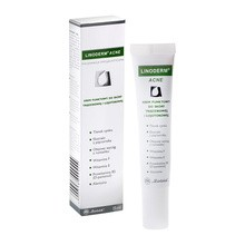 Linoderm Acne, krem punktowy do skóry trądzikowej i łojotokowej, 15 ml