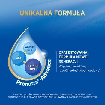 Bebilon 3 Pronutra-Advance, mleko modyfikowane, proszek, 1100 g