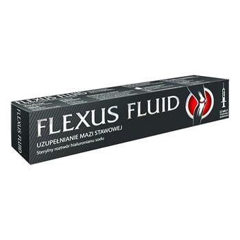 Flexus Fluid, 25 mg/2,5 ml, roztwór do wstrzyknięć dostawowych, 1 strzykawka
