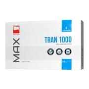Max Tran, 1000 mg, kapsułki z olejem z wątroby rekina, 60 szt. (Colfarm)
