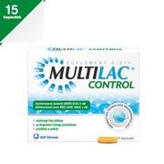 Multilac Control, kapsułki, 15 szt.
