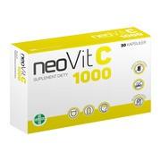 NeoVit C 1000, kapsułki twarde, 30 szt.