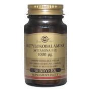 Solgar Metylokobalamina (Witamina B12), bryłki, 30 szt.