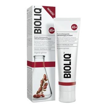 Bioliq 65+, krem intensywnie odbudowujący na dzień, 50 ml