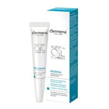 Dermena Nail Care, Regenail, odżywcze serum do paznokci, 7 ml