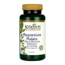 Swanson Jabłczan magnezu, tabletki, 60 szt.