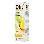 Olit, spray do jamy ustnej i gardła, 20 ml