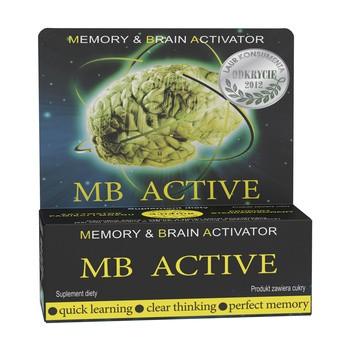 MB Active, tabletki, 20 szt.