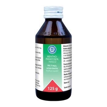 Mentho-Paraffinol, płyn, 125 g (Hasco)