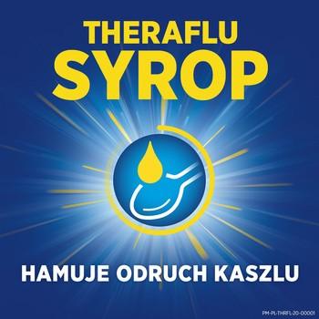Theraflu Kaszel, 1,5 mg/ml, syrop, 100 ml