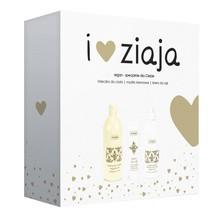 Zestaw Promocyjny Ziaja Argan, mleczko do ciała, 400 ml + mydło kremowe, 500 ml + krem do rąk, 100 ml