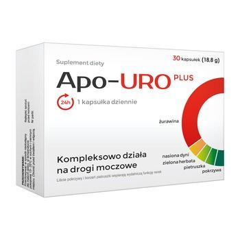 Apo-Uro Plus, kapsułki, 30 szt.