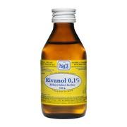 Rivanol (Rivanolum), roztwór 0.1%, 150 g